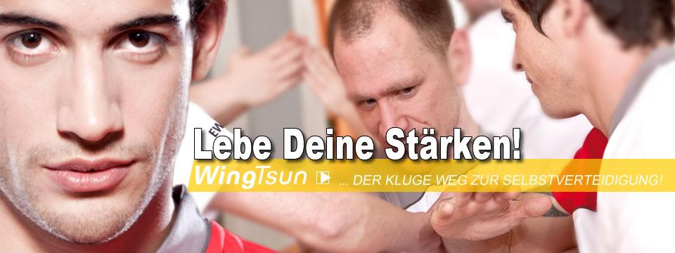 Kampfkunst und Selbstverteidigung in der WingTsun-Akademie Stieler
