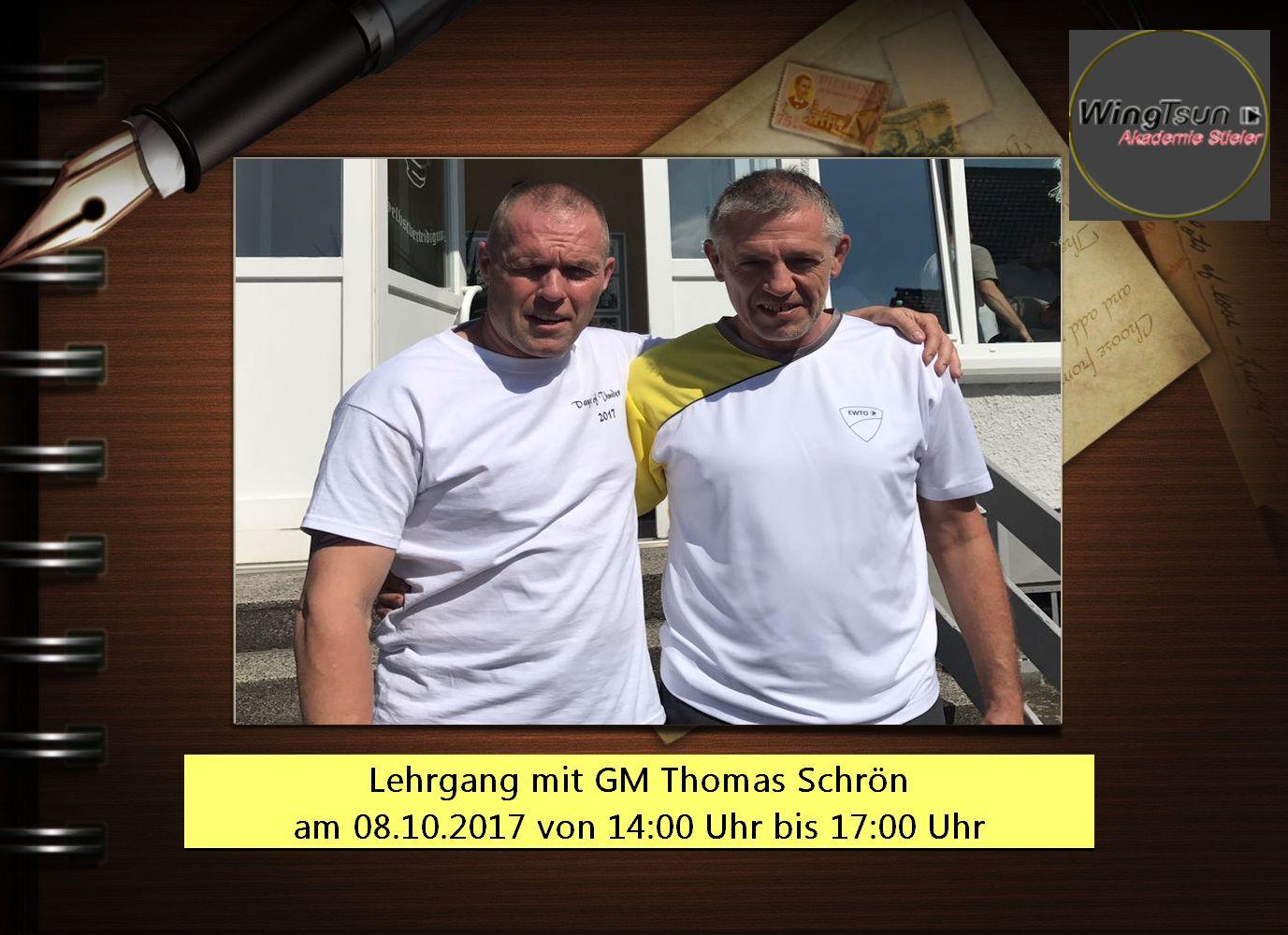 Lehrgang GM Schrön 081017 Bild