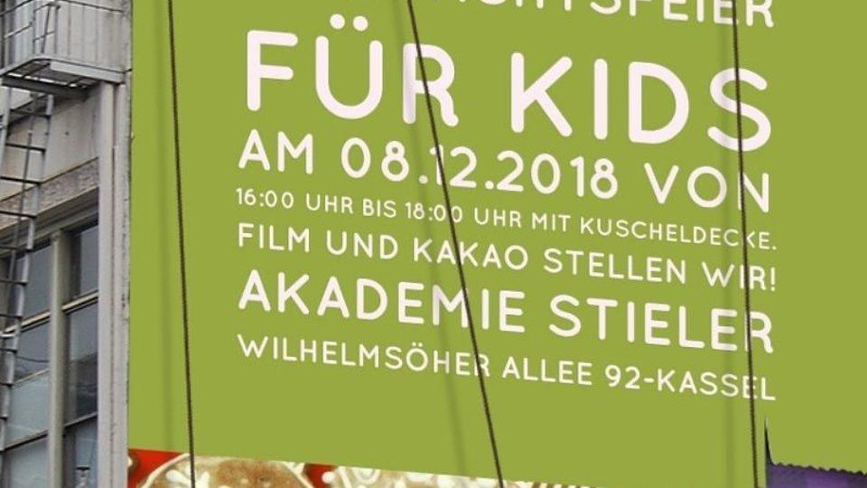 Weihnachtsfeier Kids 2018 Akademie Stieler