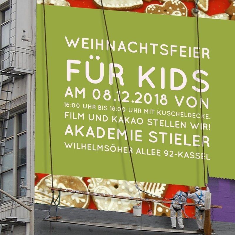 Weihnachtsfeier für Kids der Akademie Stieler und der Schule ...
